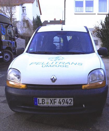 Firma Pellitrans Fotos